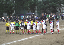 Photo1: Children's Soccer Festival