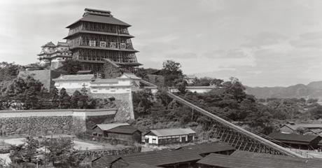 National Treasure Himeji Castle Main Keep Kajima Corporation