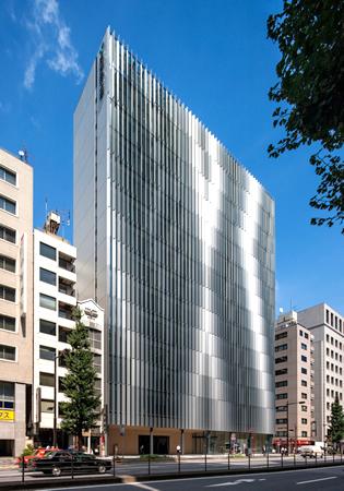Tonets Building Kajima Design Kajima Corporation