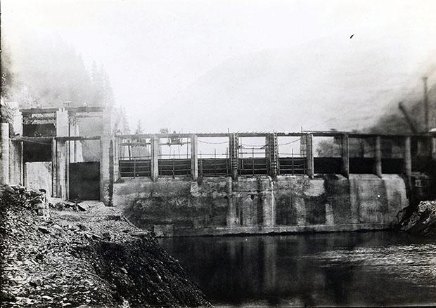第51回 宇治川電気大峯ダム 「ダムの鹿島」のはじめの一歩  鹿島の ...