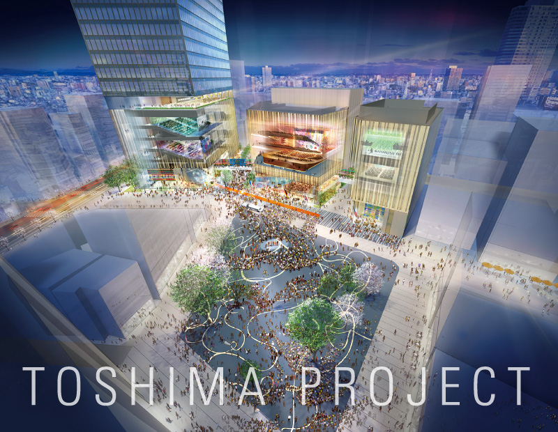 TOSHIMA PROJECT