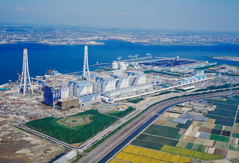 鹿島 土木の歴史:エネルギー Hi...