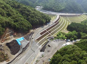 唐丹第3トンネル工事 | 東日本大...