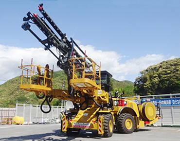 機械化 | ICT | 鹿島建設株式会社