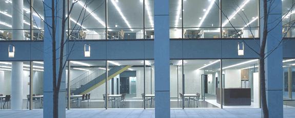 「神奈川工科大学 学生サービス棟」の画像検索結果