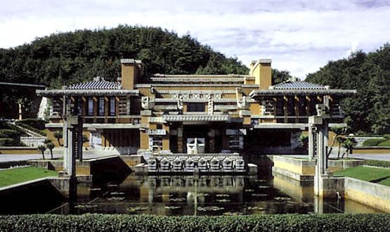 ホテル 歴史 帝国
